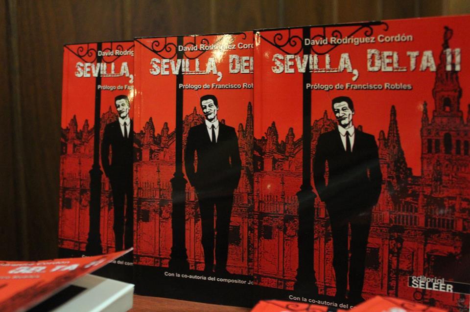 Sevilla Delta 11 David Rodríguez Cordón