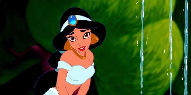 Disney Women of Colour, Disney Princesses of Colour, Disney Women of Color, Disney Princesses of Color, Princess Jasmine, Aladdin, 1992