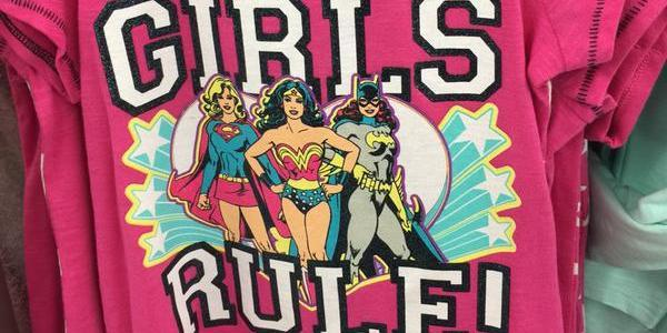 """""""Girls Rule!"""" (Until They Grow Up)"""