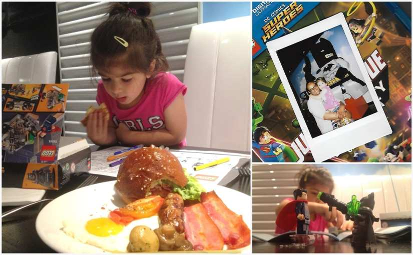 Dad's Breakfast Club – with LEGO DC Superheroes