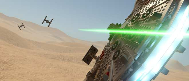 LEGO Star Wars The Force Awakens Millennium Falcon