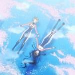 【あまんちゅ!】第2話感想 真斗先生もダイバー、ぴかりのスーツ講座、桜のプールに美少女2人