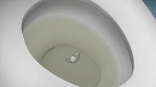 トイレに落ちたスクーデリア(第4話)