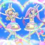 【アイドルタイムプリパラ】第8話感想 らぁらとゆいのイチャイチャペアライブ!