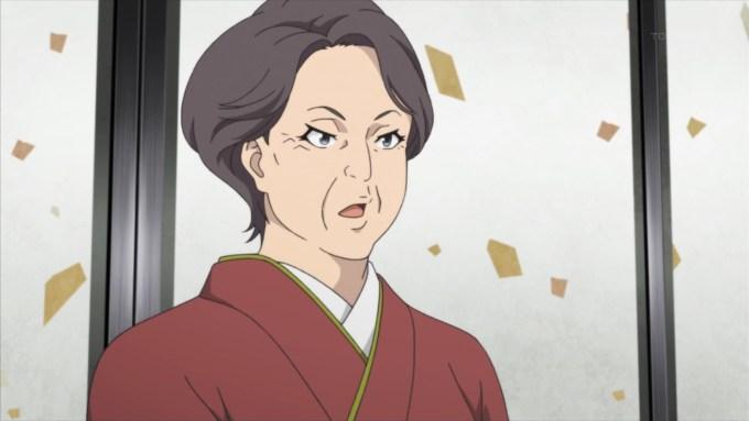 織部千登勢(サクラクエスト9話より)