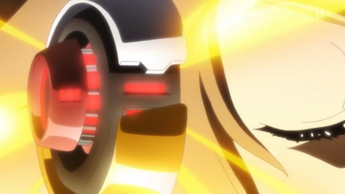 立花響の変身バンク3