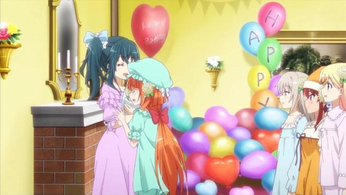 ゆうこの誕生日パーティ