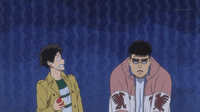 富士田多々良と岩熊善徳