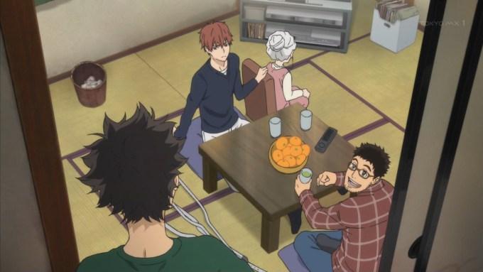 兵藤清春と富士田多々良の家族