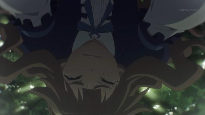 泣くフィオレ