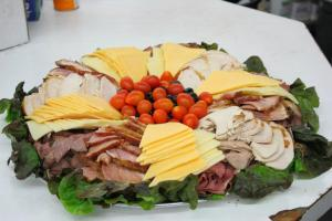 Our Meat & Cheese Tray