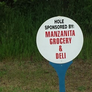 Manzanita Golf Tournament Fundraiser