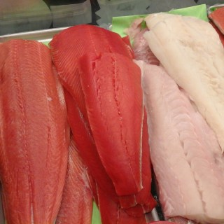 More Fresh King Salmon, Ling and Pacific Cod, Willapa Clams and...