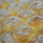 Jeanie's homemade Dinner Rolls are a perfect addition to a family dinner!