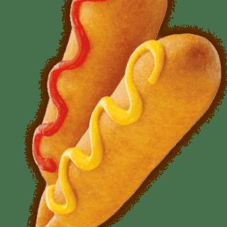 Mustard and Ketchup optional :)