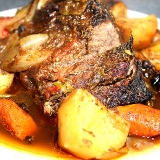 Cross Rib Roasts make great pot roasts! $4.79/LB