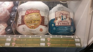 We still have some Norbest turkeys and Mary's Organic turkeys  available.