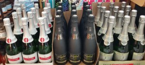 Great specials on ALL the bubbly!