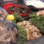 Fresh Oysters, Clams, Mussels and more!