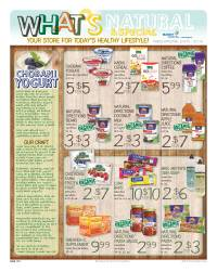 Lots of great things to try this month!