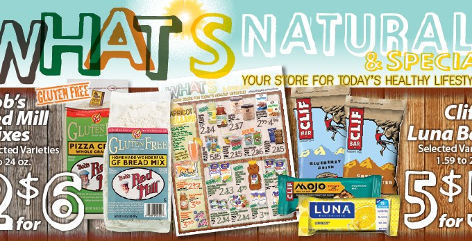 May Natural Directions Special!