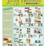 Chocolove, Fage Yogurt, Larabar, & more great specials on page one!