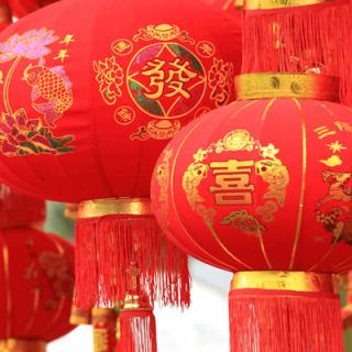 2017 is the year of the Rooster this Chinese New Year!
