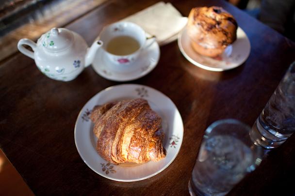 Pâtisserie Fauchère Croissant