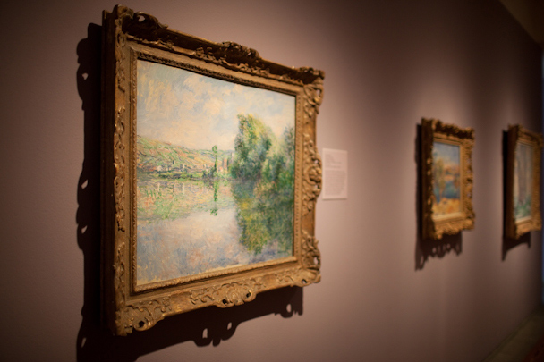 Monet at Portland Museum of Art