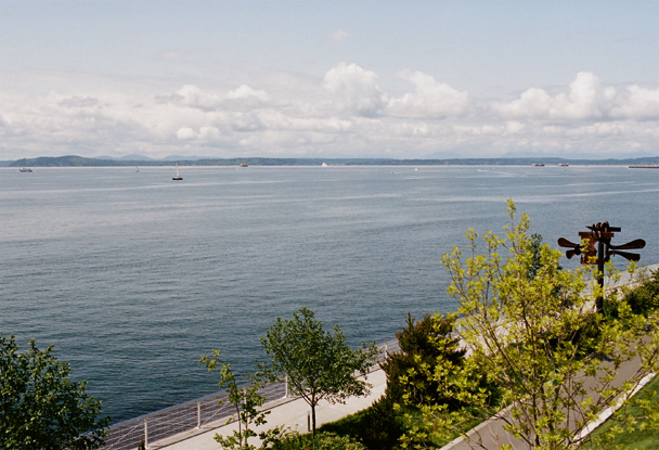 Olympic Sculpture Park Seattle