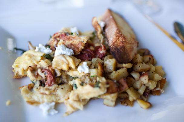 Chebeague Island Inn Breakfast