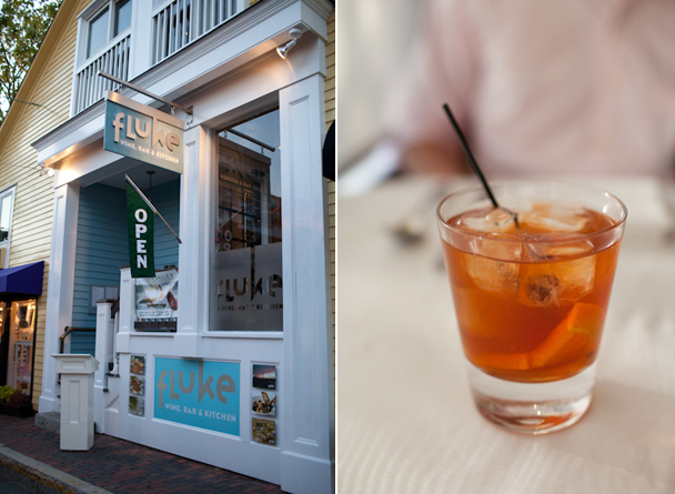 Fluke Wine Bar Newport