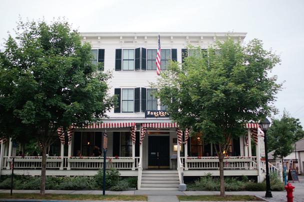 Hotel Fauchere Milford
