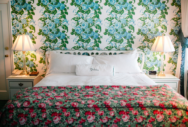 The Greenbrier Guest Rooms