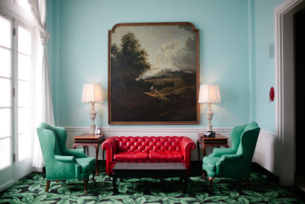 The Greenbrier Resort Pictures