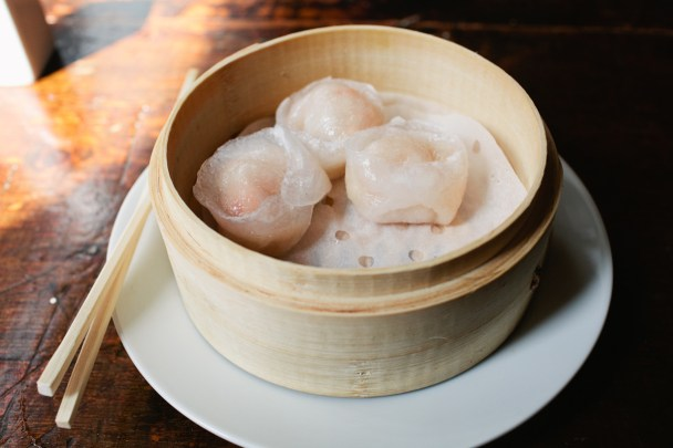 Empire Chinese Kitchen Lobster Dumplings