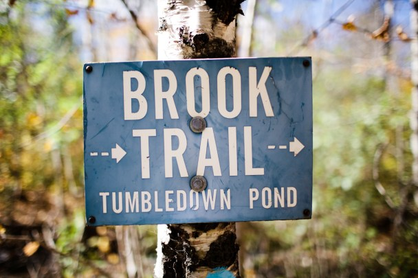 Tumbledown Brook Trail
