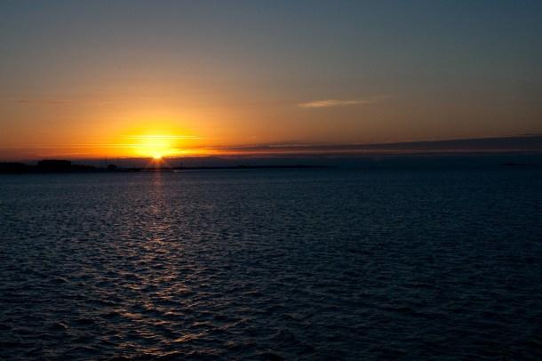 Charleston Sunrise