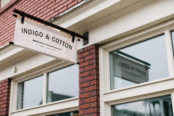 Indigo & Cotton Charleston