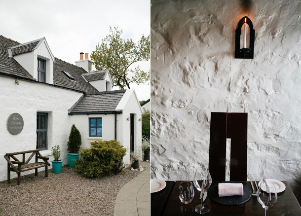 Three Chimneys Isle of Skye