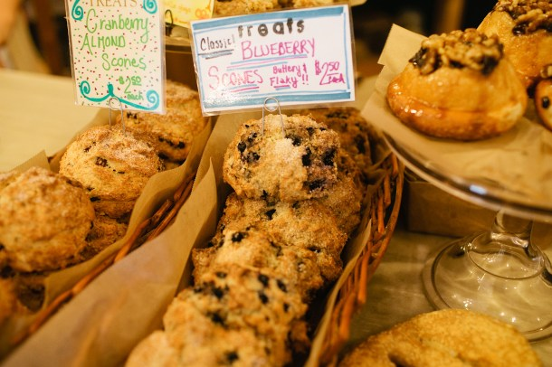 Treats Wiscasset Scones