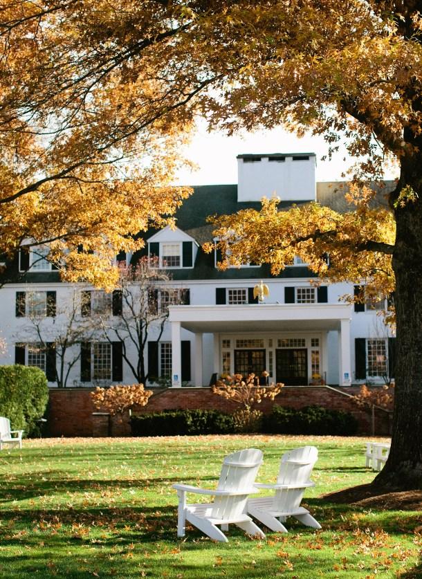 Woodstock Inn and Resort Vermont