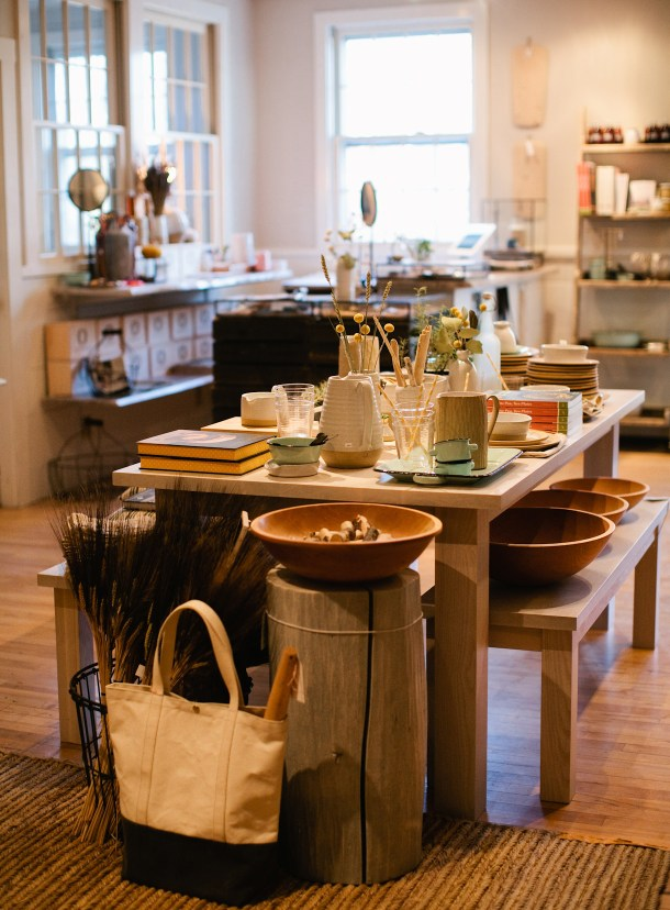 Farmhouse Pottery Woodstock Vermont