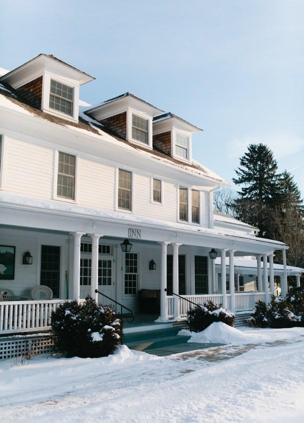 White Hart Inn, Salisbury CT