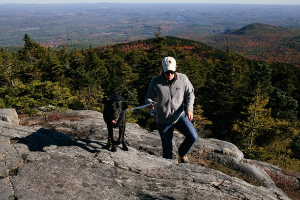 Dog Friendly Mt. Kearsarge