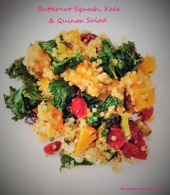 Quinoa, Kale