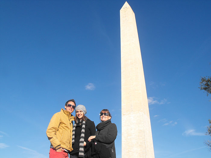 Life Lessons I Learned When I Lost My Mom. Washington Monument