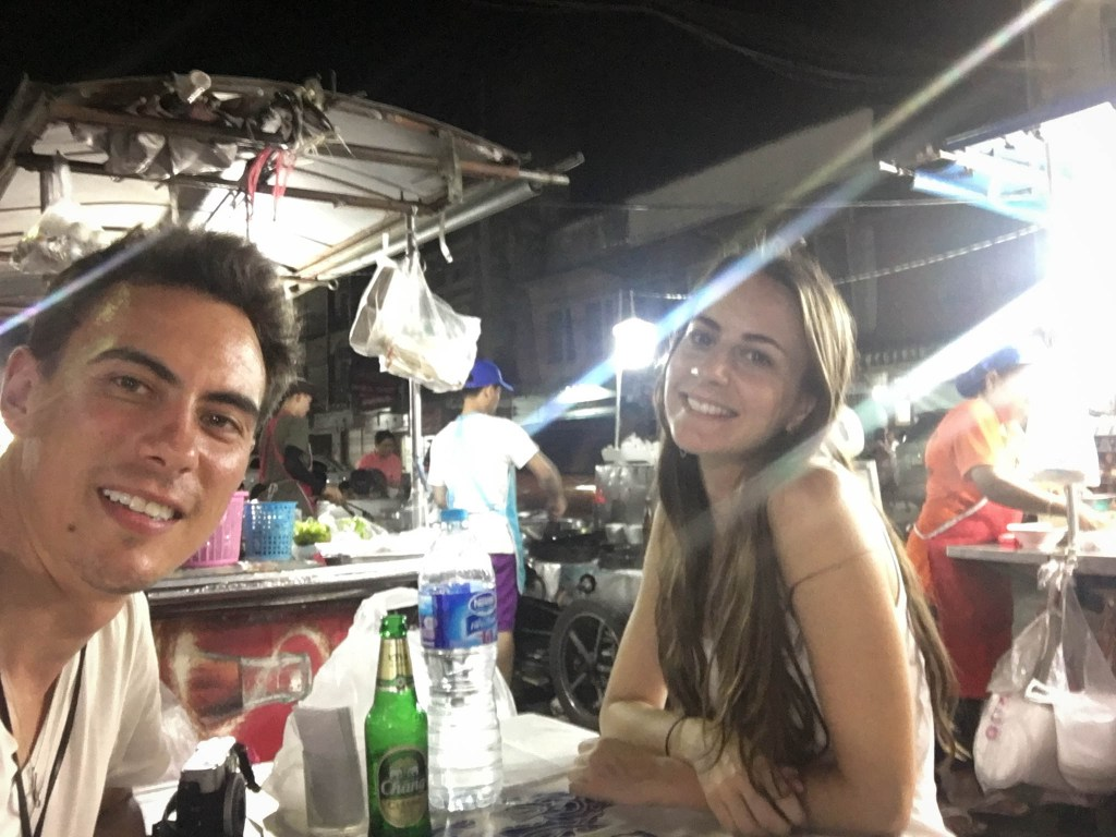 Krabi Thailand Night Market