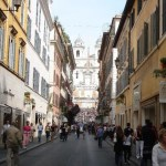 Where to shop in Rome for men's clothes and accessories