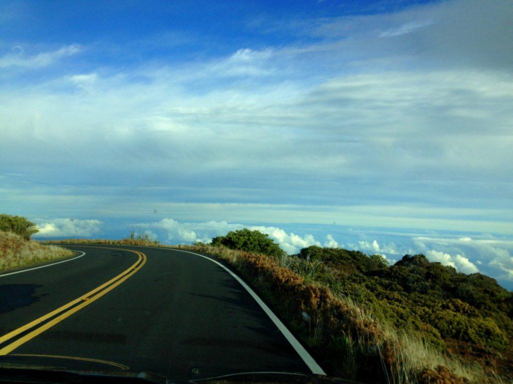 Haleakala, the East Maui Volcano